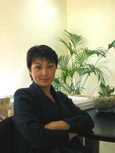 Svetlana Dinova