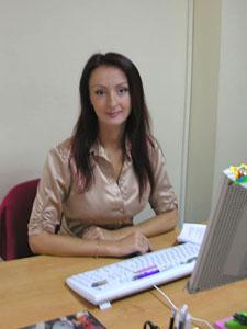Elena Nedyukha
